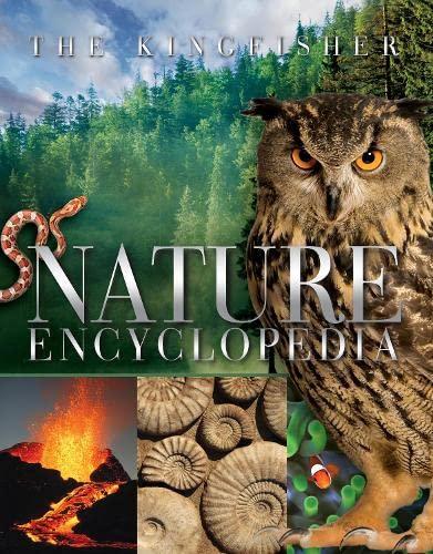 9780753430293: Kingfisher Nature Encyclopedia