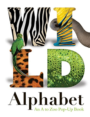 9780753430316: Wild Alphabet: An A to Zoo Pop-Up Book. [By Mike Haines & Julia Frhlich
