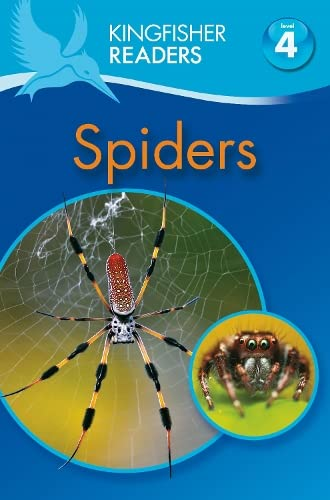 9780753430996: Kingfisher Readers: Spiders (Level 4: Reading Alone)