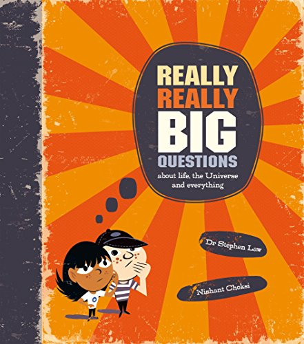 Really Really Big Questions (0753431076) by Law, Stephen