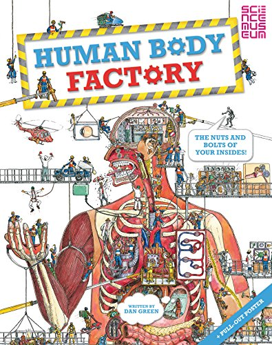 9780753431672: The Human Body Factory