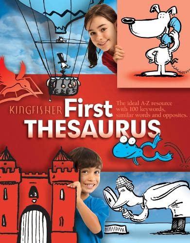 9780753431832: Kingfisher First Thesaurus