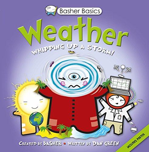 9780753432525: Basher Basics: Weather
