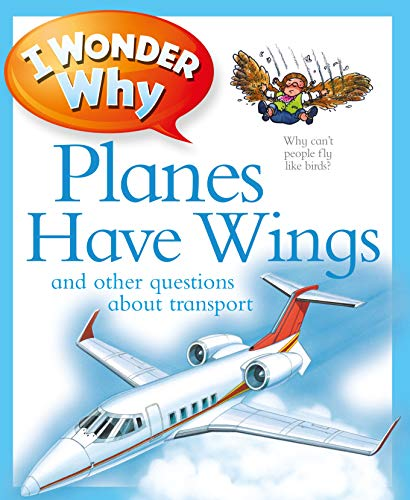 9780753432808: I Wonder Why Planes Have Wings