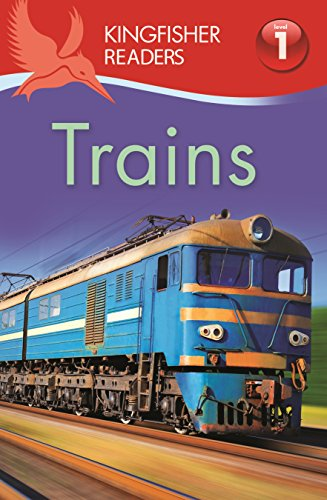 9780753433157: Kingfisher Readers: Trains (Level 1: Beginning to Read)