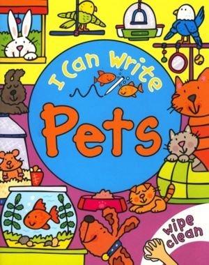 9780753433607: I Can Write Pets
