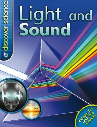 9780753434109: Light and Sound (Discover Science)