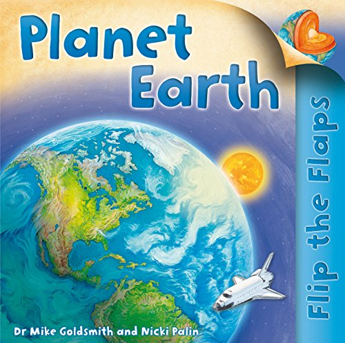 9780753434628: Flip the Flaps: Planet Earth