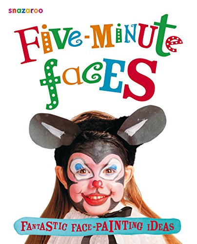 9780753434635: Snazaroo: Five-Minute Faces