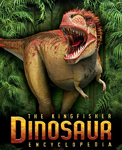 9780753434697: The Kingfisher Dinosaur Encyclopedia