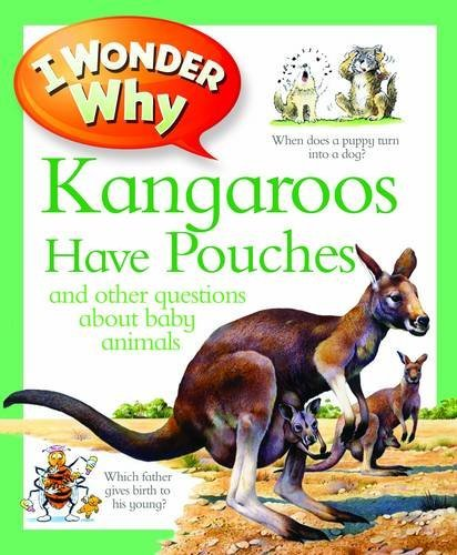 9780753435243: Reissue I Wonder Why Kangaroos