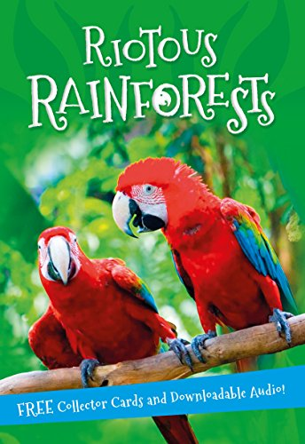 9780753438886: It's all about... Riotous Rainforests