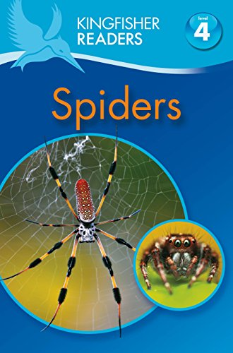 9780753441039: Kingfisher Readers: Spiders (Level 4: Reading Alone)