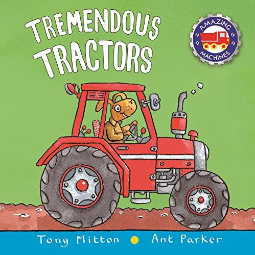 9780753442494: Amazing Machines: Tremendous Tractors