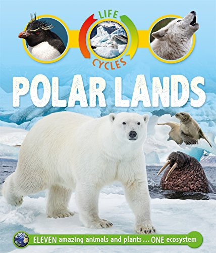 9780753442821: Life Cycles: Polar Lands