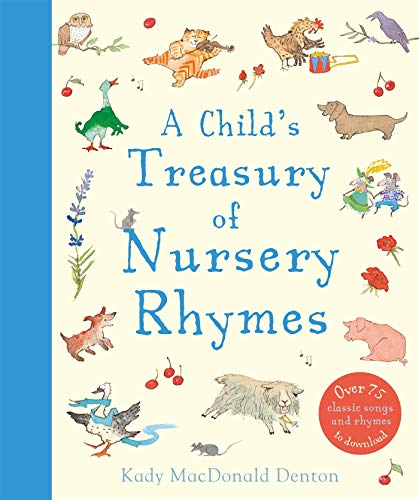 9780753444887: Child's Treasury Of Nursery Rhymes