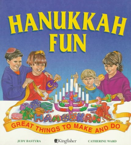 9780753450116: Hanukkah Fun: Great Things to Make and Do