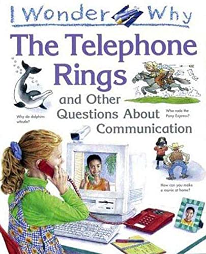 I Wonder Why the Telephone Rings: and: Richard Mead