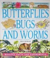 9780753450369: Butterflies, Bugs, and Worms (Young Discoverers)