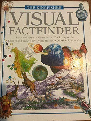 9780753450406: The Kingfisher Visual Factfinder