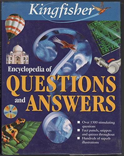 9780753450994: The Kingfisher Encyclopedia of Questions and Answers