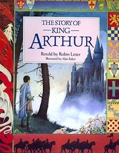 9780753451014: The Story of King Arthur (Kingfisher Epics)
