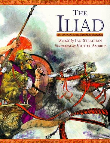 The Iliad: Strachan, Ian, Homer