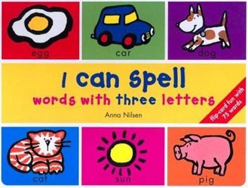 9780753451243: I Can Spell Words With Three Letters