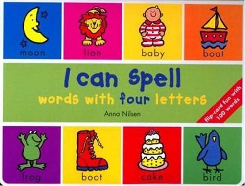 9780753451250: I Can Spell Words With Four Letters