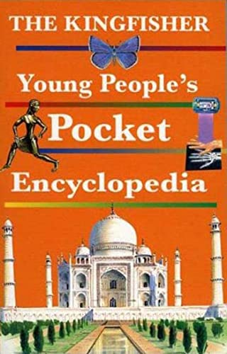 The Kingfisher Young People's Pocket Encyclopedia: Jack, Adrienne