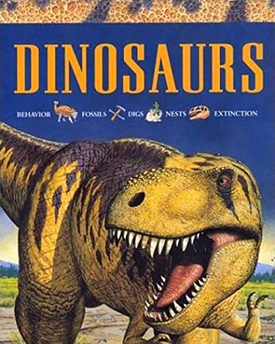 9780753451311: Dinosaurs (Single Subject References)