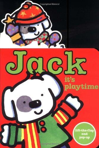 Jack -- it's Playtime! (Jack: Board Books): Elgar
