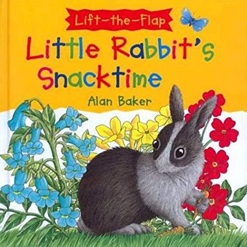 Little Rabbit's Snacktime (Little Rabbit Books): Alan Baker