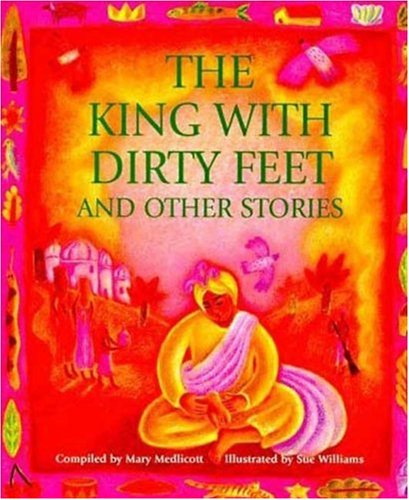 9780753451656: The King With Dirty Feet: And Other Stories from Around the World
