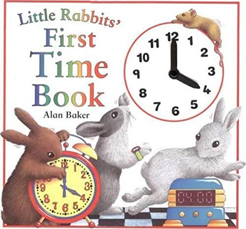 Little Rabbits' First Time Book (Little Rabbit: Baker, Alan