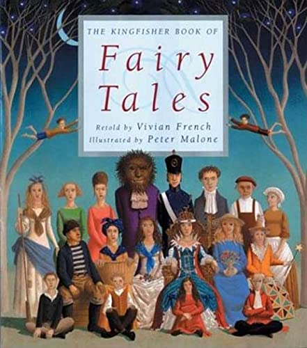 The Kingfisher Book of Fairy Tales: French, Vivian