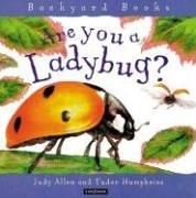 9780753452417: Are You A Ladybug? (Backyard Books)