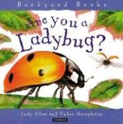 9780753452417: Are You A Ladybug? (Backyard Books)