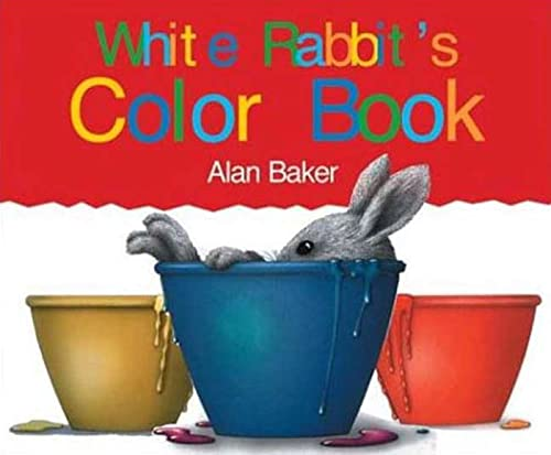 White Rabbit's Colors (Little Rabbit Books) (0753452545) by Alan Baker