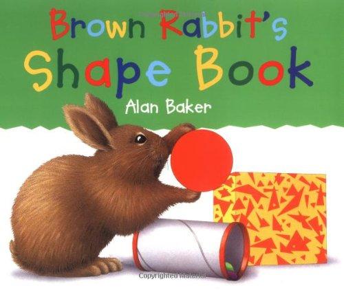 9780753452554: Brown Rabbit's Shape Book (Little Rabbit Books)