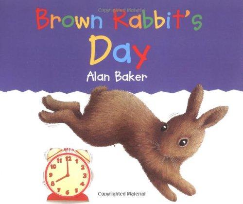 9780753452561: Brown Rabbit's Busy Day (Little Rabbit Books)