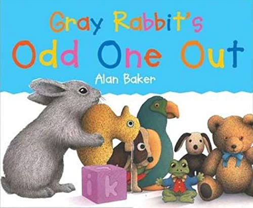 9780753452578: Gray Rabbit's Odd One Out