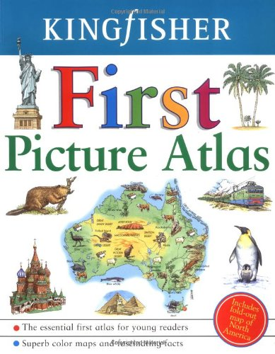 9780753452608: The Kingfisher First Picture Atlas