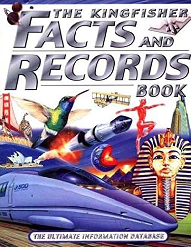 The Kingfisher Facts and Records Book: The