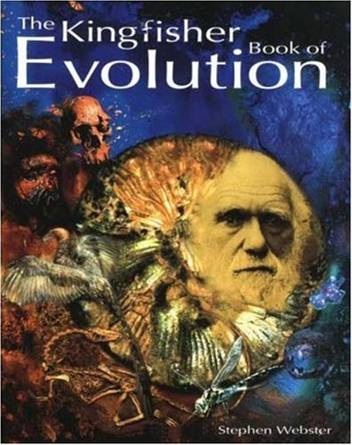 Stock image for The Kingfisher Book of Evolution for sale by Bayside Books