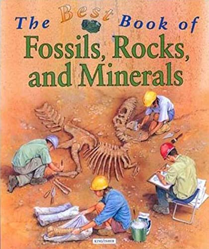 9780753452745: The Best Book of Fossils, Rocks, and Minerals
