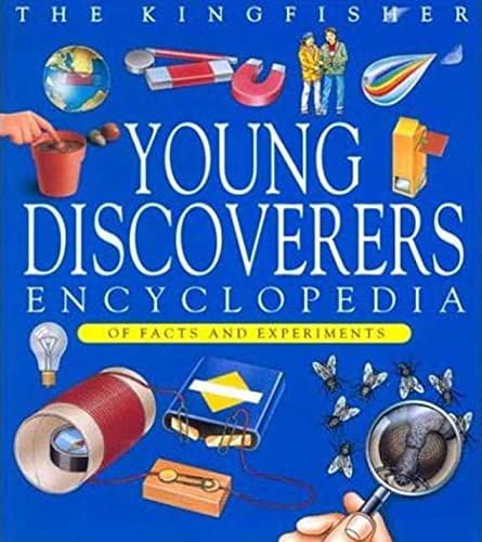 9780753453018: The Kingfisher Young Discoverer's Encyclopedia of Facts and Experiments