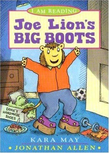 9780753453186: Joe Lion's Big Boots (I Am Reading)