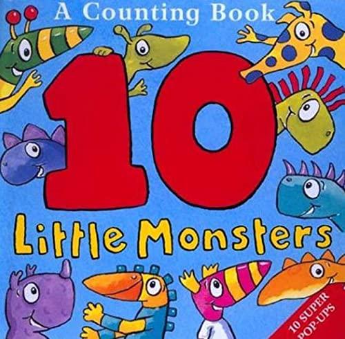 9780753453339: 10 Little Monsters