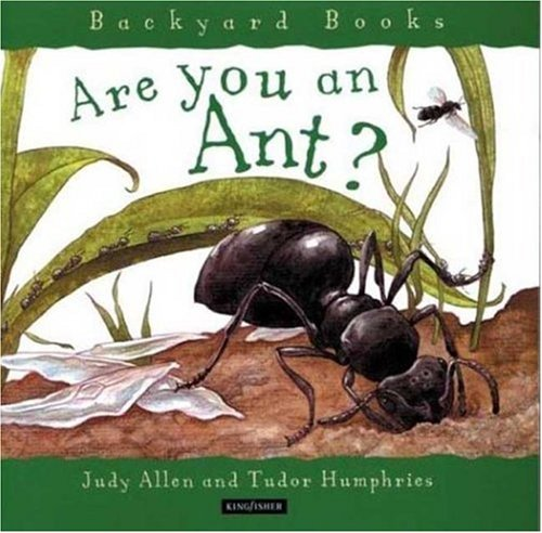 9780753453650: Are You an Ant? (Backyard Books)